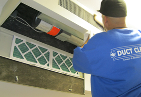 Air Duct Ventilation Repair & Restoration